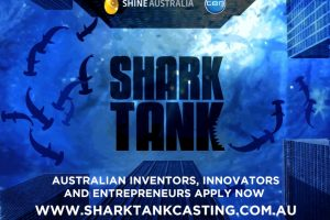 Channel 10's SharkTank Hunt for the Next Aussie Inventor