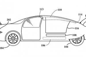 Toyota's Flying Car Patent