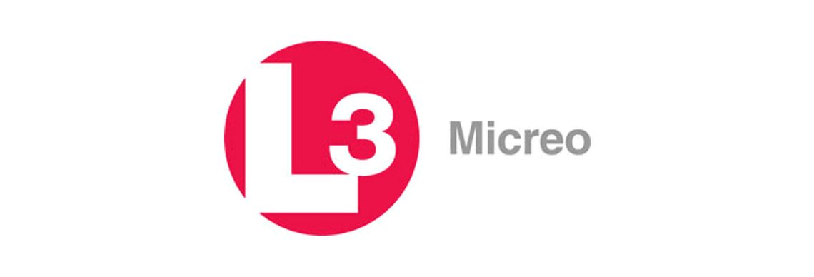 L-3 Agrees to Acquire Micreo Limited