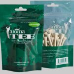 Eucalyptus Radiata scent as applied to golf tees