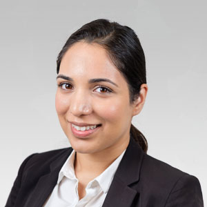 Naleesha Niranjan - Trade Mark Attorney & Patent Professional
