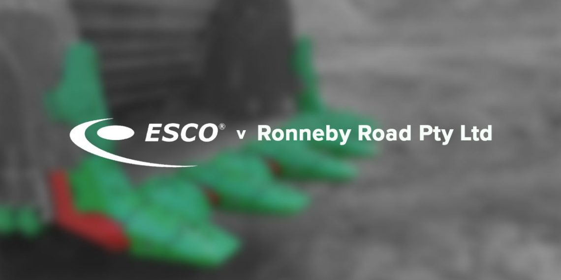 Utility in ESCO Corporation v Ronneby Road Pty Ltd