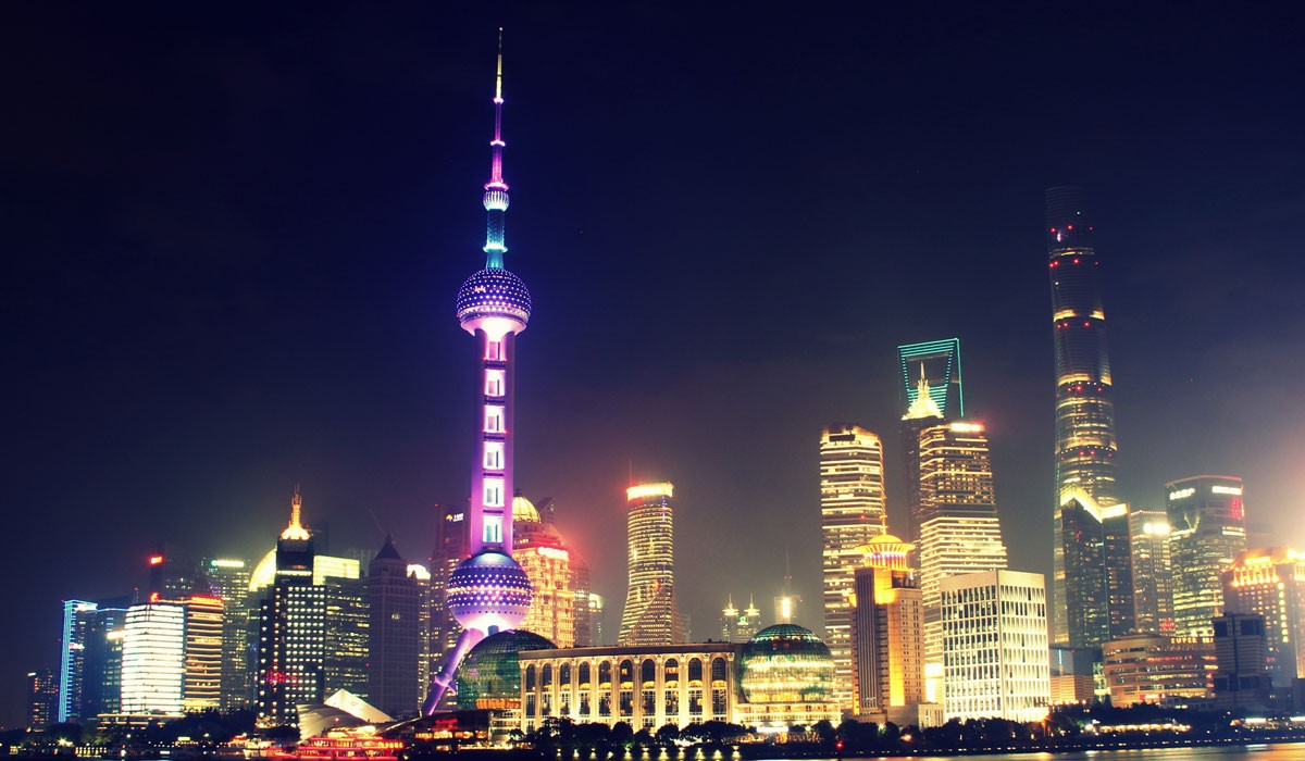 Register IP rights in China