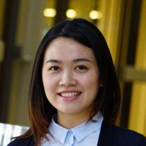 Joanne Li - Associate, Trade Mark Attorney, International Filings Manager profile photo