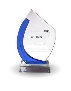 Corporate INTL Global Awards Winner 2018 - Software Patents Attorney Firm of the Year (Australia)