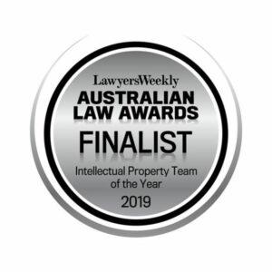 LawyersWeekly-澳大利亚法律奖:年度最佳知识产权团队(决赛入围者)